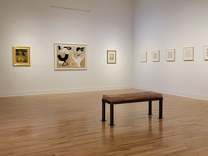 art works by Agnes Martin