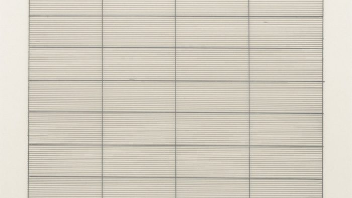 thumbnail for Agnes Martin Collections link